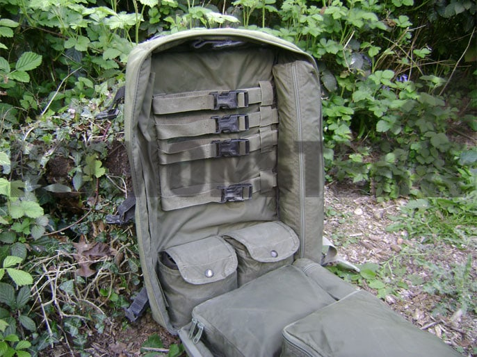 Pack, Radio, AN PRC 117, US, Sage Green, Used, Kit Monster