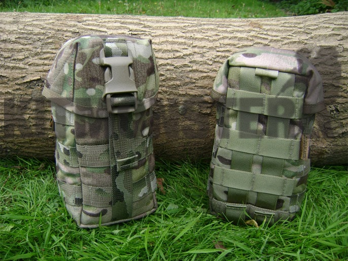 Pouch, Utility, Regular, Lidded, Multicam, BRITTAC