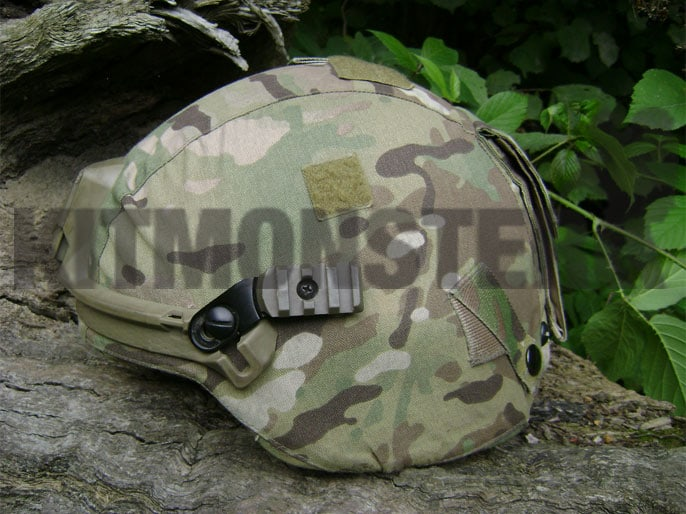 Cover, Helmet, VIRTUS, Crye Precision, Multicam, Lrg for Med