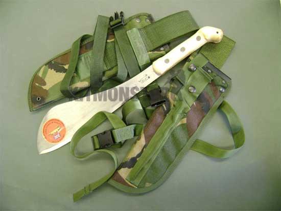 Plce Knife Sheath Jungle Kit Monster