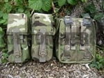 PLCE Pouch, Ammo, Twin, MTP (New)