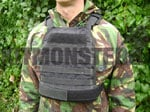 Plate Carrier, Lightweight, Local Purchase, Black, UKSF, Used