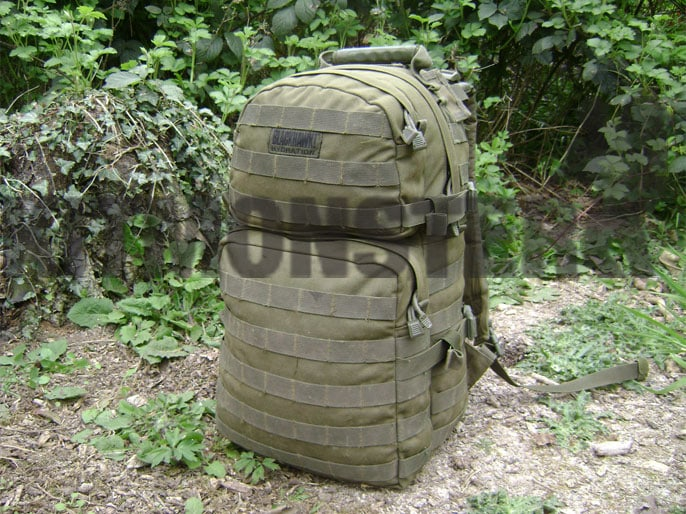 Patrol Pack, Blackhawk!, Cyclone, Olive Green, Used