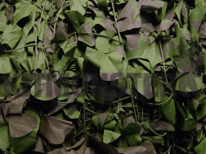 net camouflage cam camo woodland 9 x 9m kit monster