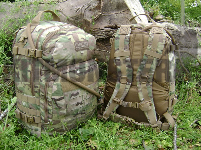 b8095561f6d Camelbak brand 'Motherlode' Patrol Pack in Crye Precision Multicam,  complete with 3 litre Camelbak Hydration System.