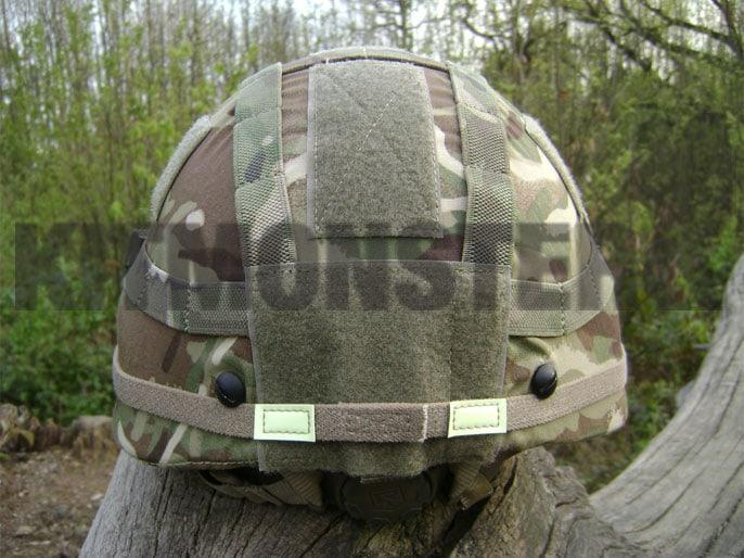 Band Cats Eyes Helmet Virtus Coyote Kit Monster