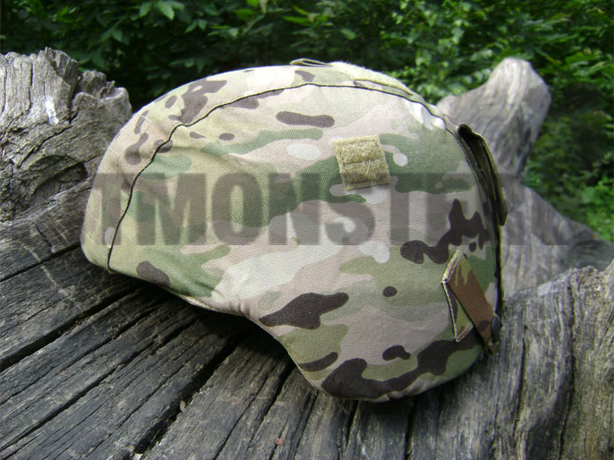 Cover, Helmet, Gentex, MICH ACH, Crye Precision, Multicam, UKSF