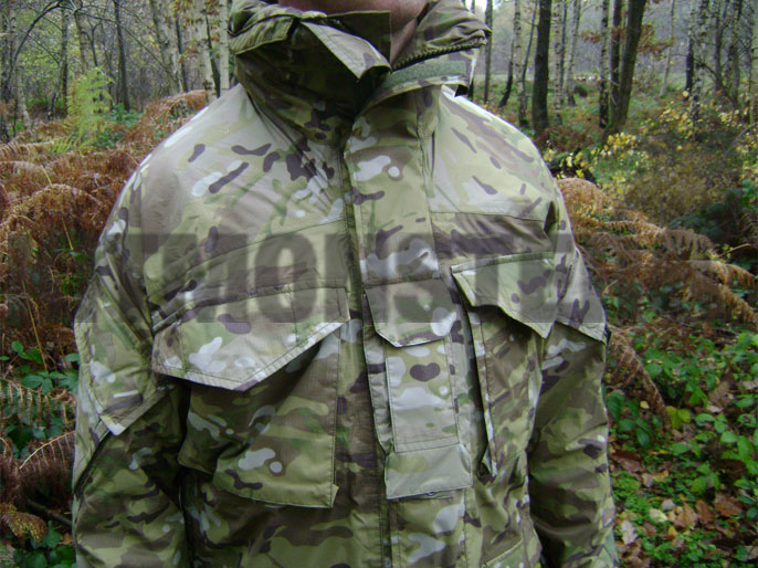 Smock, Waterproof, SF MKI, MC, Keela
