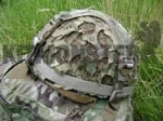 Carrier, Helmet, Mesh, X Spider, Multicam (OS)