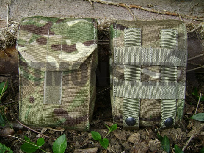 Pouch, Small, Filter, GSR, MTP, Surplus