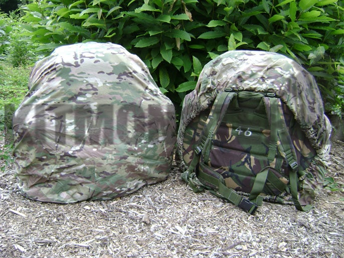 Cover, Waterproof, Pack, Bergen, Multicam for MTP (OS)