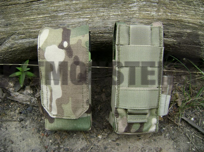 Pouch, Grenade, Smoke, L13, Multicam, MOLLE (OS)
