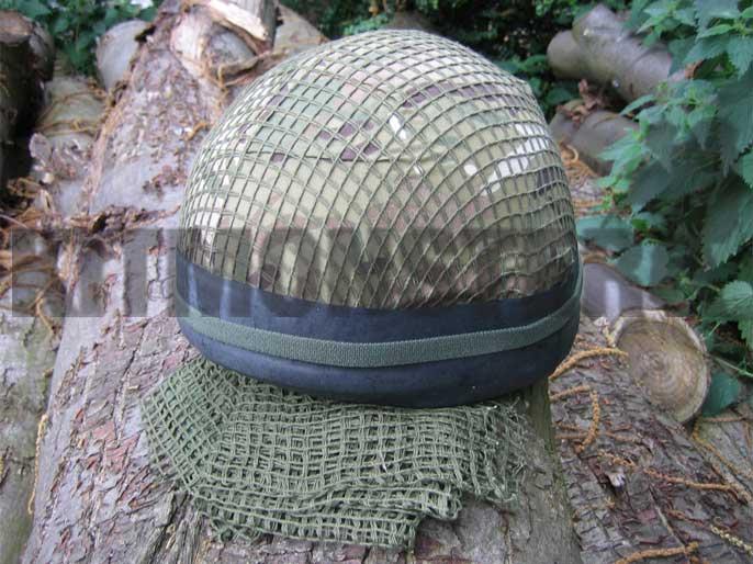 Net, Scrim, OG, UK Issue (Helmet Size), Kit Monster