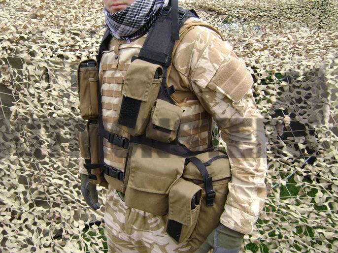 Srvv Surpat Ak 47 Ak 74 Operator S Chest Rig