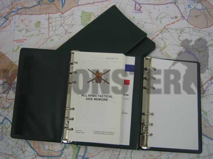 British army tactical aide memoire